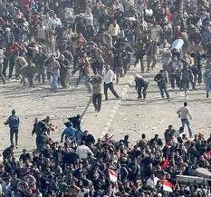 آشوب در میدان التحریر