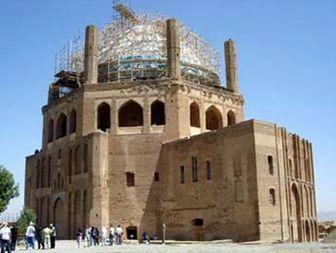 عظیمترین گنبد جهان اسلام