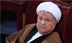پیکر آیت الله هاشمی به دانشگاه تهران منتقل شد+عکس