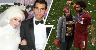 حقایقی در مورد مگی صلاح، همسر محمد صلاح