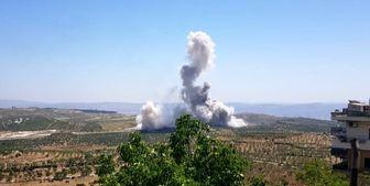 حمله اسرائیل به سوریه