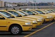 ۵۰۰ دستگاه تاکسی صفر در نوبت شماره گذاری