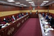 برگزاری نشست هیات اجرایی کمیته ملی المپیک