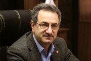 تبریک حناچی به استاندار جدید تهران