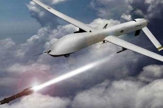 حمله هواپیمای نظامی رژیم صهیونیستی به یک فلسطینی