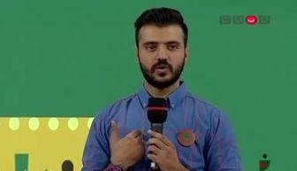 ماجرای کمدین محبوب «خننداننده شو» و محمد بحرانی روی مبل دونفره/عکس