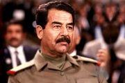 بدترین خبری که صدام در زندگیاش شنید