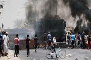 رد پای جریان های خارجی در اعتراضات استان نجف