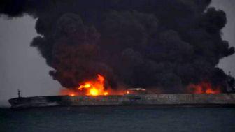 انفجار در کشتی هند 16 قربانی برجای گذاشت