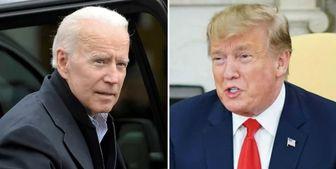 بمب خبری جدید ترامپ بر علیه جو بایدن