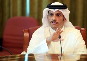 استقبال قطر از گفتوگوی ایران و کشورهای منطقه
