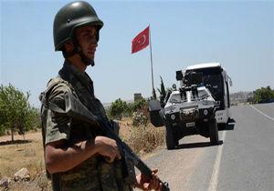 انتقال تجهیزات جدید ترکیه به مرز سوریه