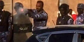 تیراندازی در اطراف مقر دستگاه اطلاعات سودان