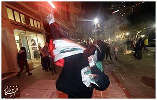 بذر فتنه ٨٨ در آمریکا به بار نشست/سکوت معنادار اصلاحطلبان