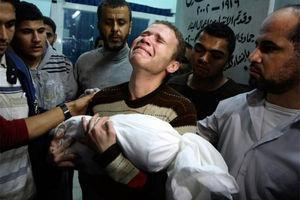 تعداد شهدای غزه به ۶۳ نفر رسید