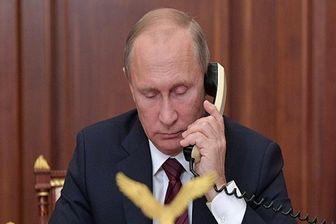 تاکید پوتین بر گفتگو  و مذاکره درمسئله فلسطین