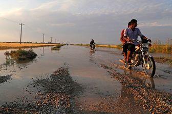 خسارت سیل خوزستان بعد از ۷ ماه پرداخت نشد