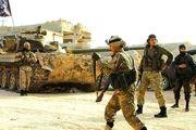 عقبنشینی کامل تروریستها از «خان شیخون»
