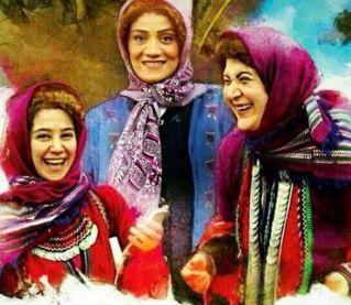 3 بازیگر زن دوست داشتنی در پشت صحنه این فیلم+ عکس