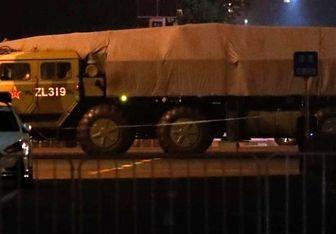 گزارش شبکه آمریکایی از رونمایی تسلیحات نظامی باورنکردنی چین