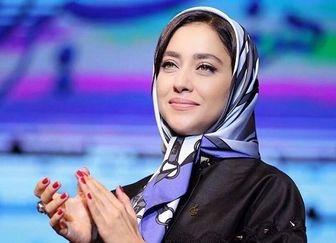 معرفی بهاره کیان افشار برای فیلم «گربه سیاه»