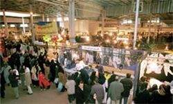 قیمت ماهی و گوشت در نمایشگاههای بهاره