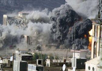 221 حمله هوایی ائتلاف سعودی به یمن طی یک هفته