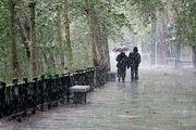 جزئیات ادامه بارشها در نقاط مختلف کشور