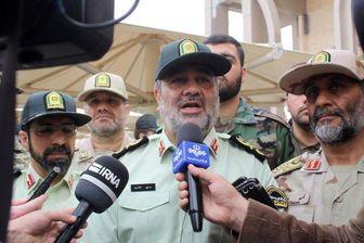فرمانده ناجا: امسال امنیت خوبی را داشته ایم