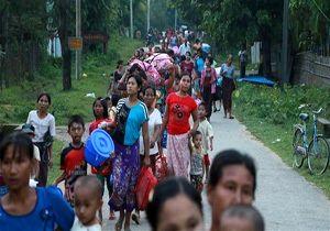 اتفاقی بد برای مهاجران میانماری