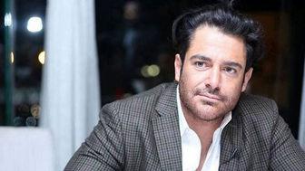 تیپ جذاب گلزار در مسابقه هفت خان /عکس