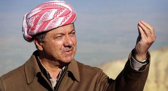تقلای بارزانی برای جبران شکست طرح اسرائیلی تجزیه عراق