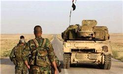پیشروی ارتش سوریه در مناطق تحت اشغال داعش در سویدا