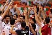 واکسن زدن بازیکنان تیم ملی والیبال ایران+فیلم