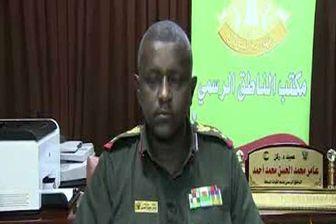 موضع گیری خصمانه سخنگوی ارتش سودان علیه ایران و انصارالله یمن