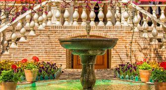 زیباترین خانهی تهران+ تصاویر
