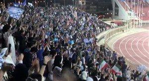 جشن هواداران استقلال در هتل جمیرا