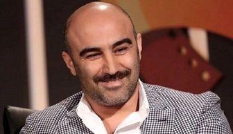 جای دنج محسن تنابنده برای استراحت /عکس