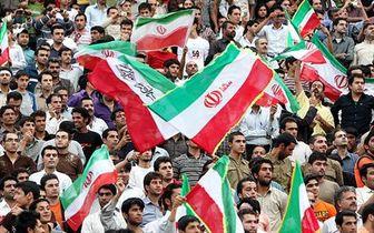 اهتزاز پرچم ایران در کویت! + عکس