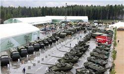 ارزش صادرات تسلیحاتی آلمان در فاصله انتخابات پارلمانی