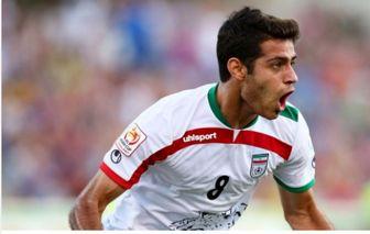 قطری ها نمی توانند نام خانوادگی مدافع تیم ملی را بخوانند!