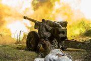 حمله ارتش سوریه به مواضع گروه تروریستی جبهه النصره در استانهای حماه و ادلب