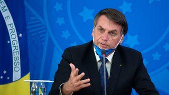 رئیس جمهور برزیل: بهترین واکسن برای کرونا ابتلا به آن است
