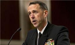 اظهارات جدید پنتاگون درباره دستگیری تفنگداران آمریکایی توسط سپاه