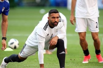 سامان قدوس به تیم ملی پیوست