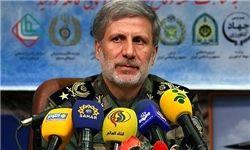 وزیر پیشنهادی وزارتخانه دفاع به مجلس معرفی شد