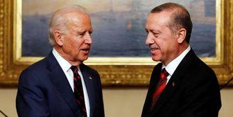 دیدار اردوغان و بایدن