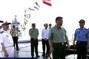 رونمایی از زیردریایی چین با قدرت حمله موشکی