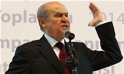 مذاکرات مشروط با AKP آری، همکاری با HDP هرگز