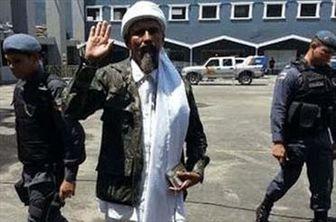 اسامه بن لادن بازداشت شد